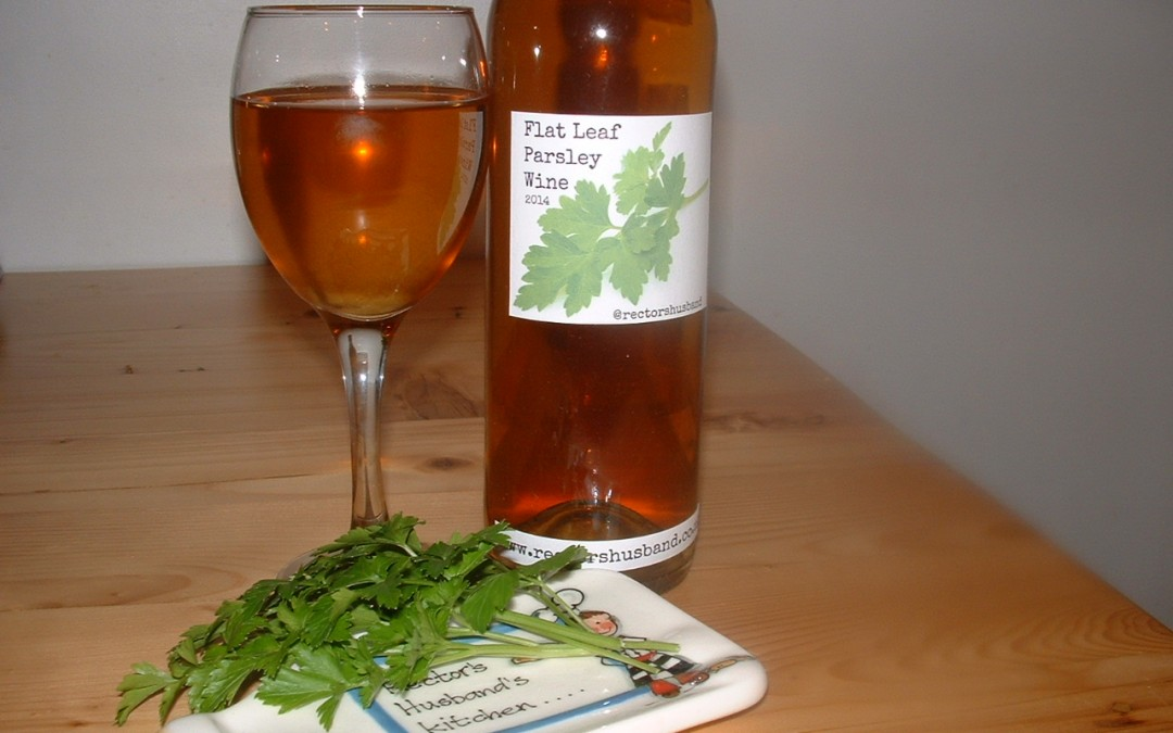Parsley Wine